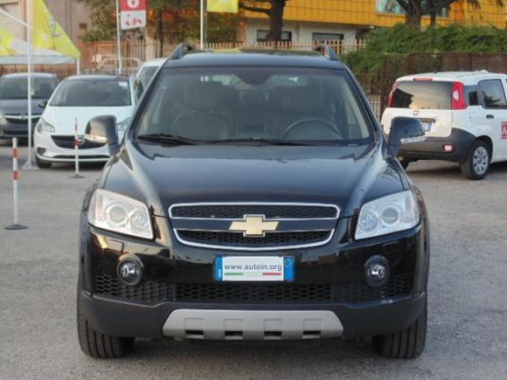 Chevrolet Captiva 20 Vcdi Ltx Automatica 150 Cv Autoveicoli Auto